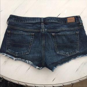 American Eagle Jean Shorts 12